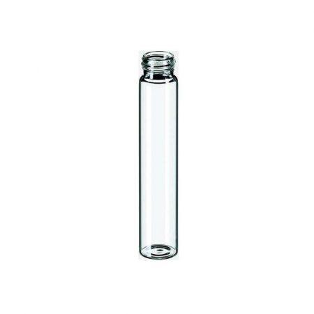 60ml üvegfiola fehér csavaros kupakkal
